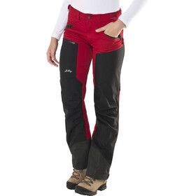 Lundhags Antjah Pantaloni Donna, red